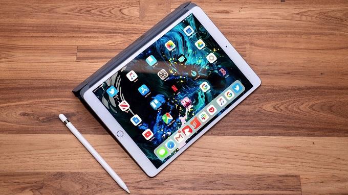 Màn hình iPad Air 3 64GB Wifi có kích thước lên đến 10.5 inch