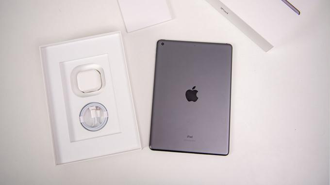 iPad Gen 8 128GB 4G  ra mắt được chạy sẵn trên nền tảng iPadOS 14