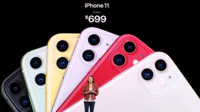 iPhone 11 ra mắt, điện thoại iPhone 11 cũ đồng loạt giảm giá