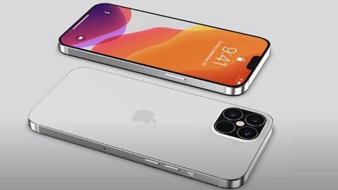 Cấu hình iPhone 12 Pro cũng được cung cấp sức mạnh từ chip Apple A14 Bionic