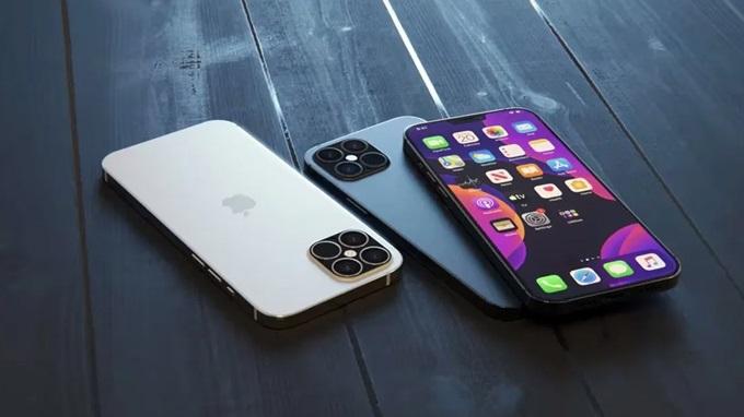 Cấu hình iPhone 12 Pro Max được trang bị chip Apple A14
