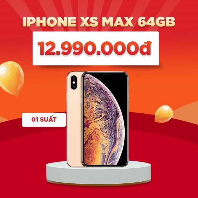 iPhone Xs Max giảm đến 2 triệu