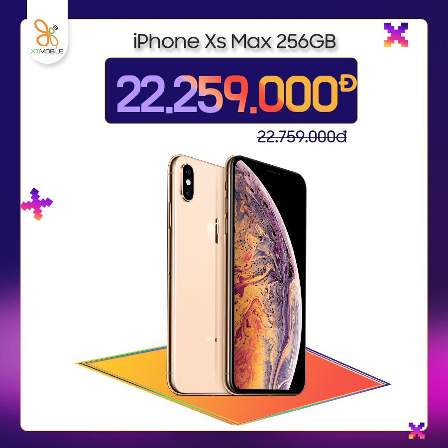 iPhone Xs Max cũ giảm đến 800.000đ