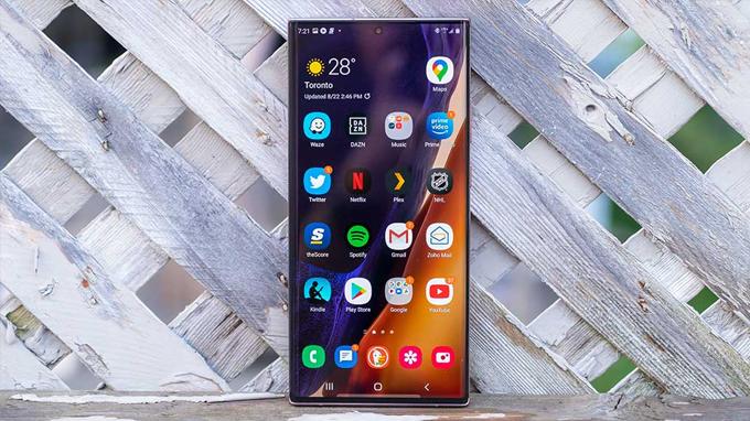 So sánh Galaxy S21 Ultra và Galaxy Note 20 Ultra màn hình