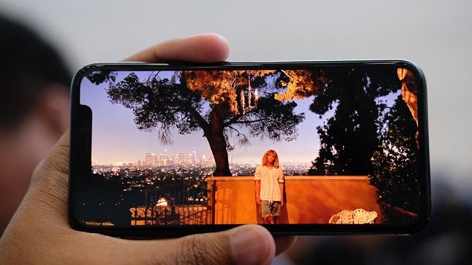 Màn hình iPhone 11 Pro đã rất sắc nét và sáng