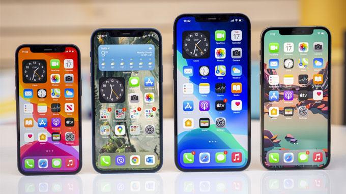 Báo cáo mới: Màn hình OLED cho dòng iPhone 13 sẽ được BOE cung cấp
