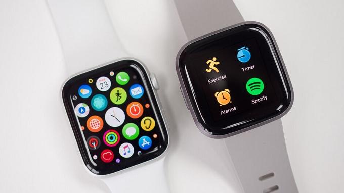 Thiết kế mặt đồng hồ Apple Watch Series 5 cao cấp hơn