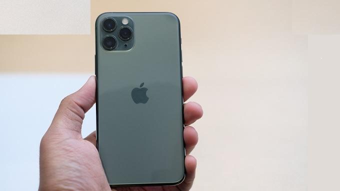 Cụm camera nâng cấp của iPhone 11 Pro
