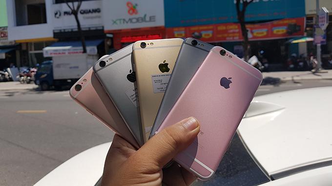 iPhone 6s và  iPhone 6s Plus tại XTmobile có giá cực rẻ