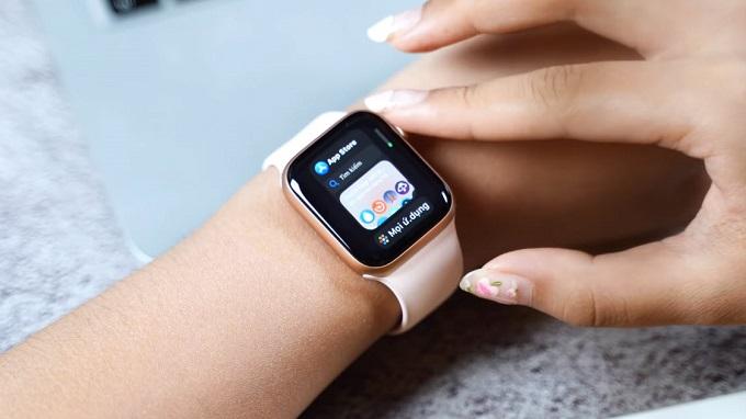 Cấu hình Apple watch series 5 cũng được nâng cấp rõ rệt