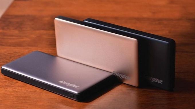 Pin dự phòng có thiết kế nhỏ gọn thường rất tiện lợi