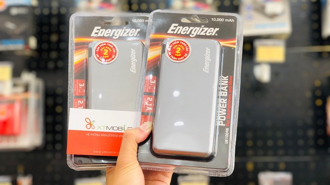 Dung lượng pin sạc dự phòng có ảnh hưởng đến tần suất sử dụng