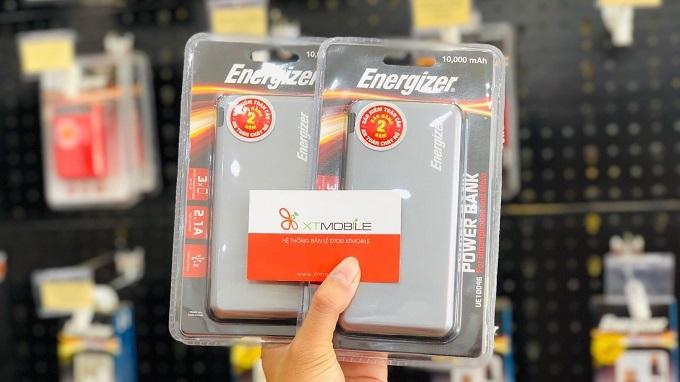Pin dự phòng được thiết kế với nhiều mẫu mã với giá thành khác nhau