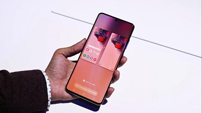 Samsung Galaxy S20 Ultra đồng hành cùng viên pin có dung lượng khủng – lên đến 5.000 mAh