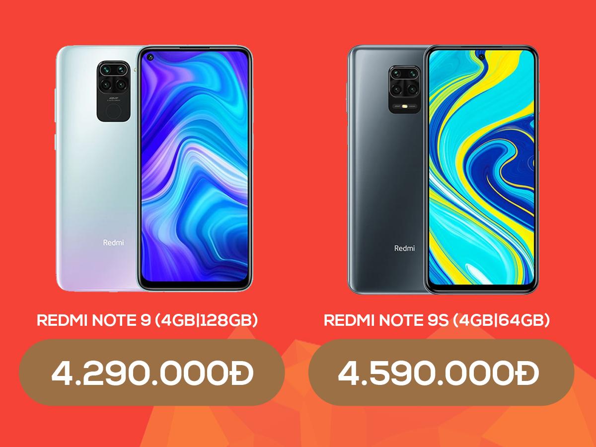 Điện thoại Xiaomi giảm gần 1 triệu