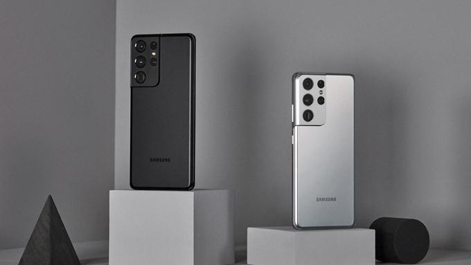 Galaxy S21 Ultra 5G so với Galaxy S20 Ultra