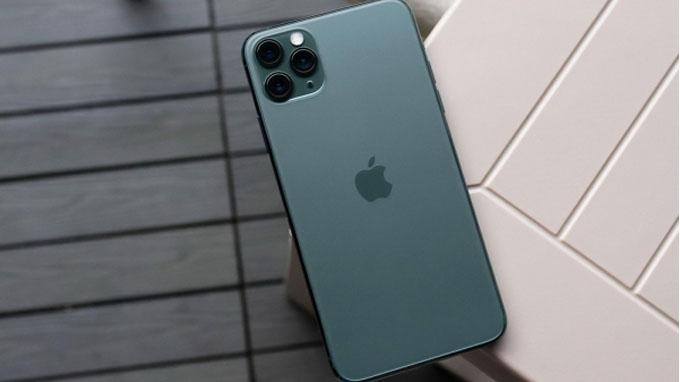 nguyên liệu được sử dụng làm điện thoại iPhone 11 Pro 64GB cũ là loại thép chống gỉ với độ bền cực tố