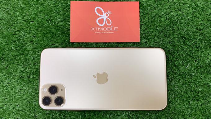 thiết kế iPhone 11 Pro Max 64GB cũ mang đến sự sang trọng, đẳng cấp