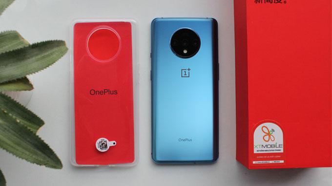 Ngoại hình OnePlus 7T cực kỳ sang trọng