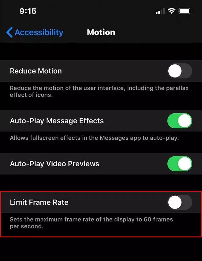 iPhone 12 vừa được xác nhận sở hữu màn hình 120Hz thông qua bản cập nhật iOS 14 beta
