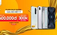 Black Shark 2 Pro, Redmi Note 8 Pro giảm thêm đến 900K chỉ 5 ngày