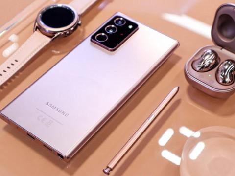 Hình ảnh Galaxy Note 20 và Galaxy Note 20 Ultra: Giá từ 23.9 triệu, ngoại hình đẹp không tỳ vết