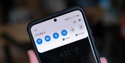 Cách truy cập thông báo trên Samsung Galaxy S20 siêu nhanh chỉ trong 4 bước