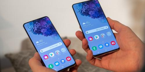 So sánh Galaxy S20 Plus và Galaxy S20: Nên mua máy nào?