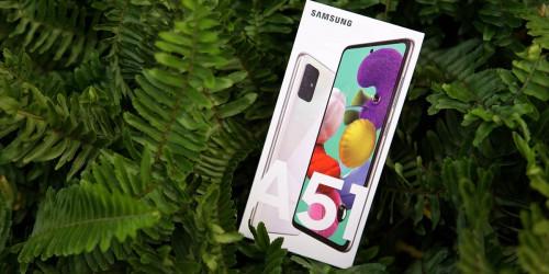 Samsung ra mắt Galaxy A51 cuối năm 2019 là đúng người đúng thời điểm