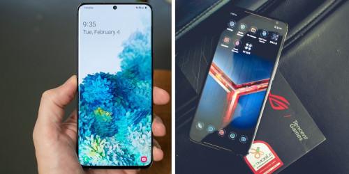 Galaxy S20 Ultra so với ROG Phone 2: Quái thú 120Hz nào đáng mua?