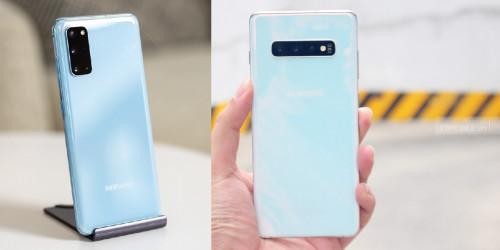 Galaxy S20 nâng cấp gì so với Galaxy S10, có nên mua?