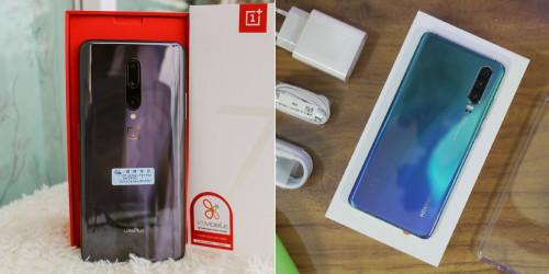 OnePlus 7 Pro và Huawei P30: Cuộc chiến camera cao cấp toàn diện