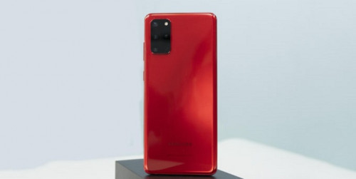 Trên tay Galaxy S20 Plus 5G đỏ: Màn hình 120Hz, pin 4.500 mAh, camera siêu đỉnh