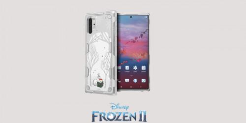 Samsung ra mắt ốp lưng chủ đề Frozen 2 cho Galaxy Note 10+ và Galaxy Buds