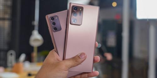 So sánh Galaxy Note 20 và Galaxy Note 20 Ultra: Khác biệt nằm ở đâu?