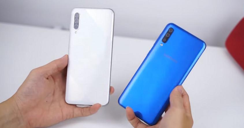 So sánh Galaxy A50 và A50s: Có nên thêm tiền nâng cấp máy không?