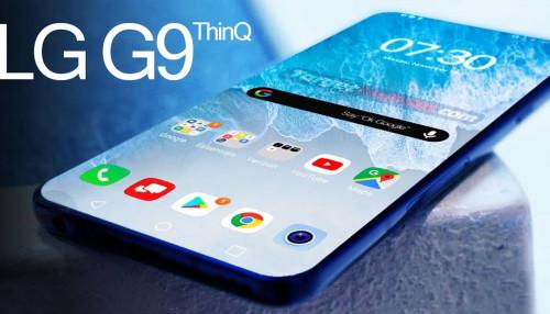 LG G9 ThinQ điện thoại tầm trung đáng mong chờ với chip xử lý Snapdragon 765 5G