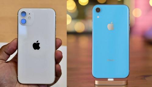 So sánh iPhone 11 và iPhone Xr: Khác biệt gì, có đáng để nâng cấp?