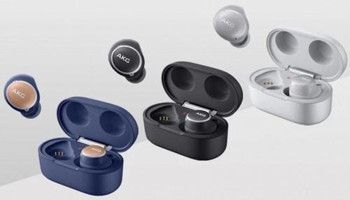 Tai nghe không dây AKG N400 lộ diện: Chống ồn chủ động, chống nước, giá 4.5 triệu đồng
