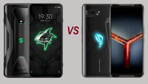 So sánh Black Shark 3 và Asus ROG Phone 2: Smartphone gaming nào đỉnh nhất