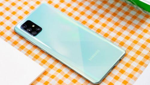 Galaxy A71 5G xuất hiện hình ảnh render rõ nét với tông màu và cách thức hoàn thiện mới