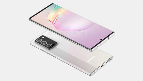 Galaxy Note 20+ xuất hiện trong hình ảnh concept mới, đẹp như này đã đốn tim chưa?