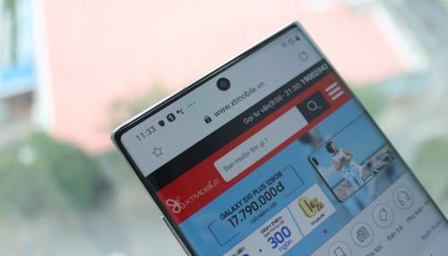Tính năng Air Action trên Galaxy Note 10: Cách cài đặt, tùy biến