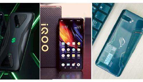 So sánh Black Shark 3, ROG Phone 2 và Vivo iQOO 3 5G: Bạn chọn smartphone chơi game nào?