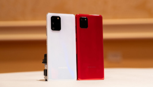 Galaxy S10 Lite và Note 10 Lite ra mắt: Điểm khác nhau là gì?
