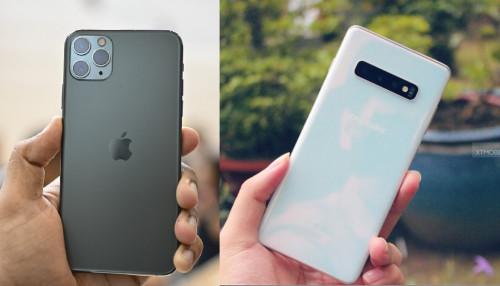So sánh iPhone 11 Pro và Galaxy S10: Quyết định là ở bạn