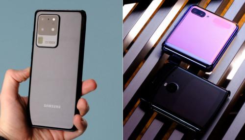 Galaxy Z Flip độc đáo, nhưng Galaxy S20 mới là con át chủ bài