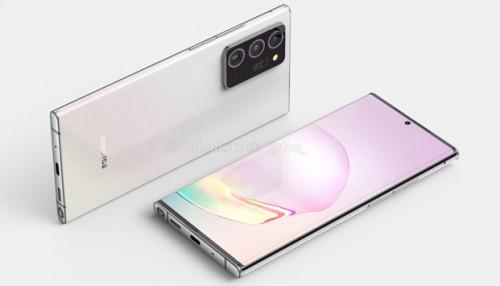 Galaxy Note 20+ vừa đạt chứng nhận 3C, xác nhận nhiều thông tin quan trọng