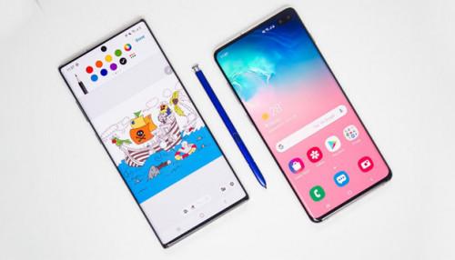 Các dòng Galaxy Note và Galaxy S có thể sẽ được hợp nhất vào năm tới
