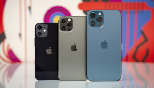 Màn hình iPhone 12 Pro Max được DisplayMate đánh giá đẹp nhất từ trước đến nay
